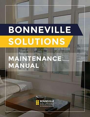 Bonneville Solutions Maintenance Manual